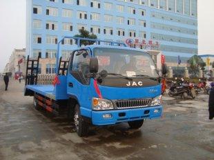 江淮威铃12吨平板运输车