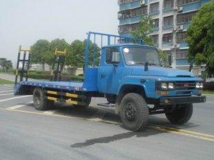 楚风尖头平板运输车