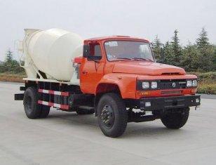 东风140水泥搅拌运输车