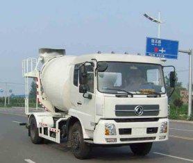 东风天锦水泥搅拌运输车(5-6方)