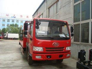 解放CA1123平板运输车,平板运输车