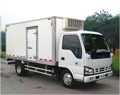 庆铃五十铃600P4.1米冷藏车