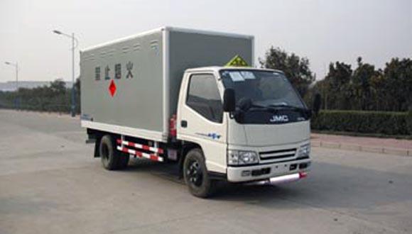 江铃5040XQY4型爆破器材运输车