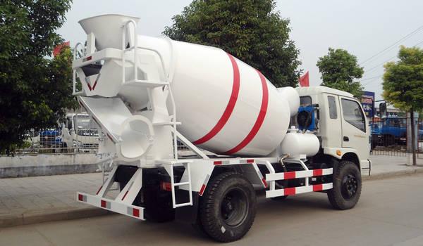 最便宜的水泥搅拌车