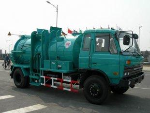 东风145餐厨垃圾车(10方)