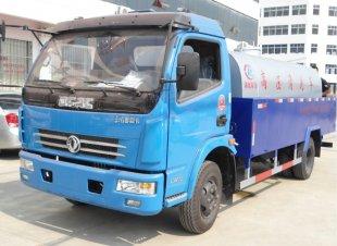 东风多利卡5-7吨高压清洗车
