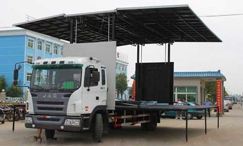 HFC5162XWTK2R1T型江淮舞台车