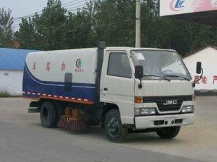 江铃国四扫路车/CLW5060TSLJ4型扫路车