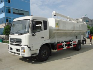 12吨散装饲料车