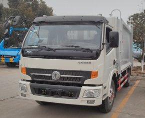东风凯普特压缩式垃圾车(8-10方压缩式垃圾车)