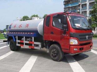 福田欧马可国四洒水车(10吨)