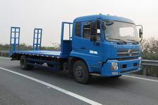 东风天锦国四平板运输车(有燃油)