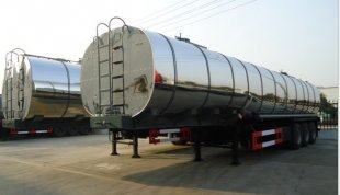 40吨沥青半挂运输车(40立方)