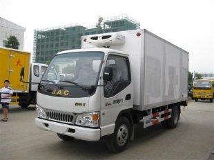 江淮6.2米冷藏车