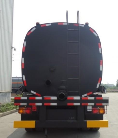 沥青运输车-尾部