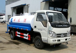最便宜的5方洒水车——,福田祥锐5吨洒水车