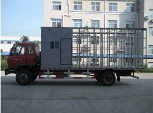 6.8米小型养蜂房车
