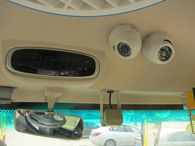 五菱校车车内摄像头