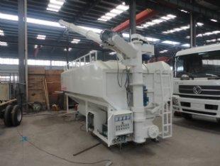 5吨-38.5吨散装饲料运输罐车