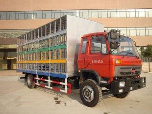 小型112箱6.8米养蜂车(国四)