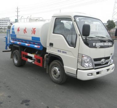福田赛锐2-3吨洒水车