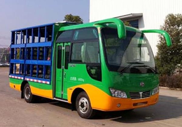 小型中巴型楚风养蜂车(全国唯一C证蓝牌养蜂车生产厂家)