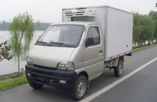 长安冷藏车(国四),冷藏车