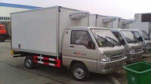 福田驭菱-5度冷藏车(国四),冷藏车