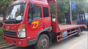 解放赛龙平板运输车(国四)