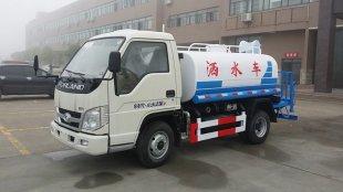 福田小卡之星国四洒水车(2-3吨)