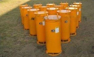 防爆罐|防爆箱,爆破器材运输车