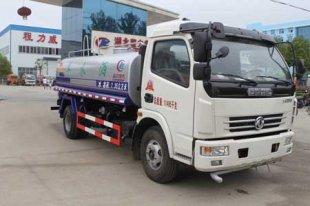 9.2吨国五洒水车——新款东风多利卡洒水车