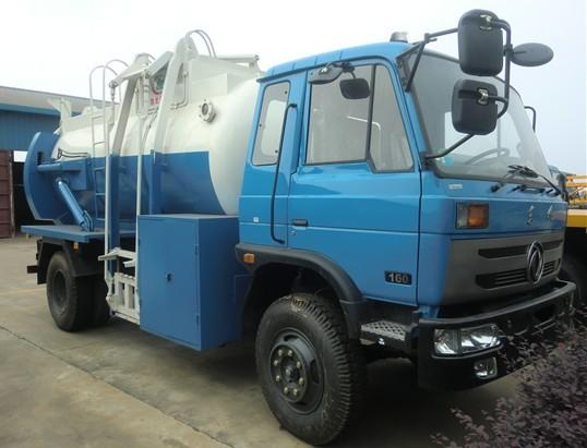 东风145餐厨垃圾车(国四)