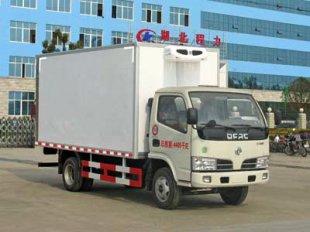东风福瑞卡冷藏车(国四4.1米冷藏车)