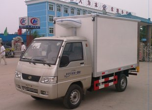 福田驭菱小型冷藏车(国五)