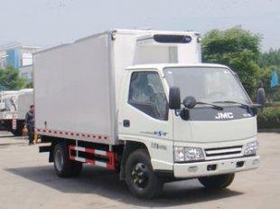 江铃凯运小型冷藏车(国四)