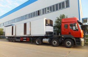 13.8米半挂冷藏车,冷藏车