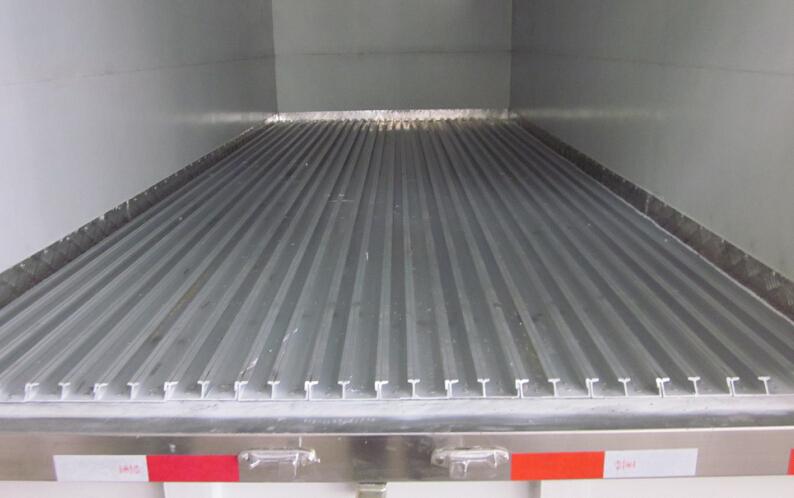 冷藏车通风槽,冷藏车地板通风槽图片