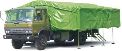 越野宿营车
