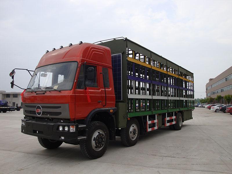 楚风小三轴养蜂车
