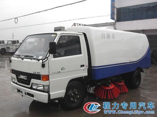 江铃道路清扫车