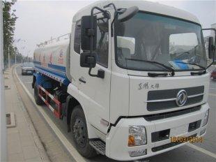 东风天锦10-12吨洒水车