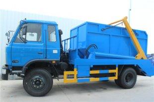 东风145摆臂式垃圾车(国四8立方)