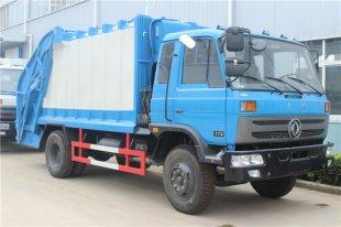 东风145压缩式垃圾车(国四10立方)