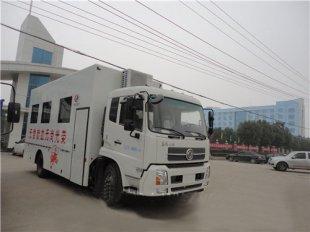 东风天锦流动献血车