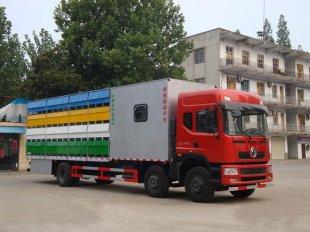 东风9.6米养蜂车(带房)