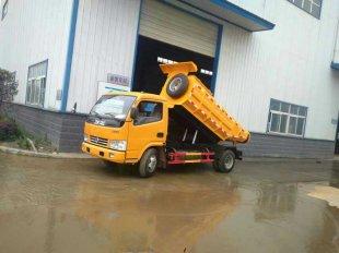东风锐铃5吨淤泥清运车