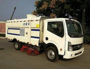 东风凯普特N300扫路车,扫路车