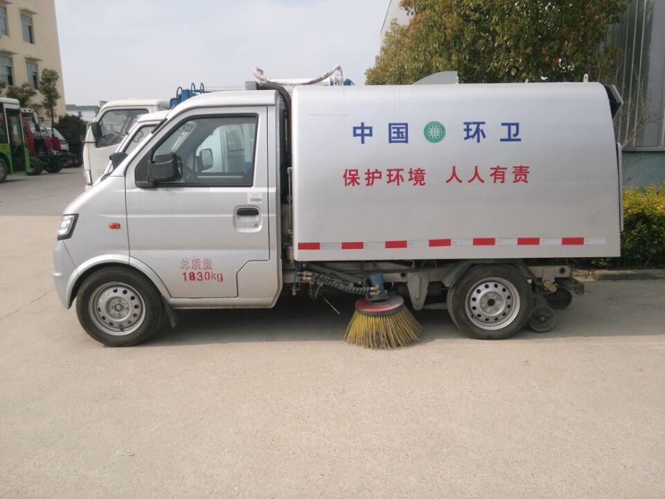 吉奥汽油扫路车