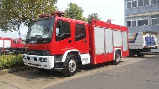 五十铃6吨水罐消防车(6方)